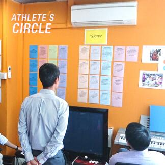 Athlete's Circle